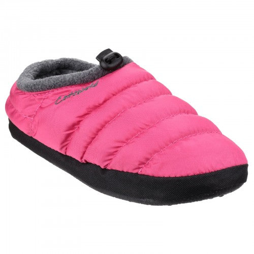 Front - Cotswold Camping Childrens Boys Girls Slippers