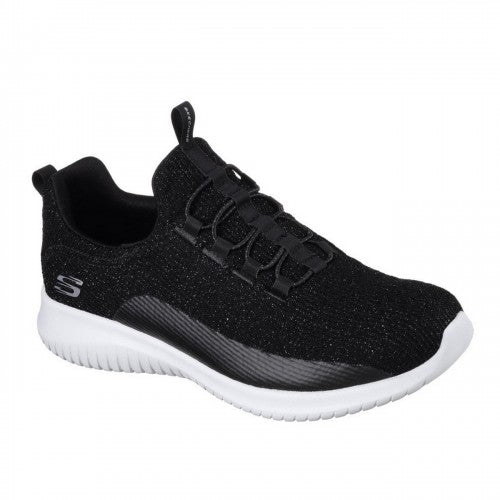 Front - Skechers Womens/Ladies Ultra Flex Sneakers