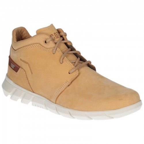 Front - Caterpillar Mens Hendon Lace Up Leather Boot