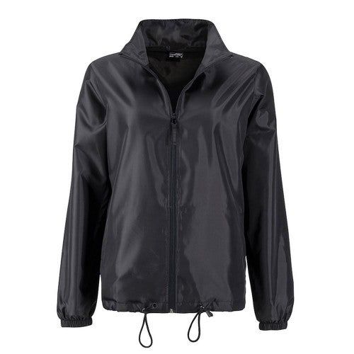 Front - James and Nicholson Womens/Ladies Promo Jacket