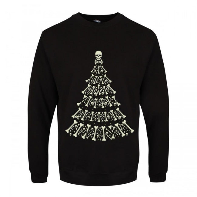 Front - Grindstore Mens Alternative Xmas Sweater
