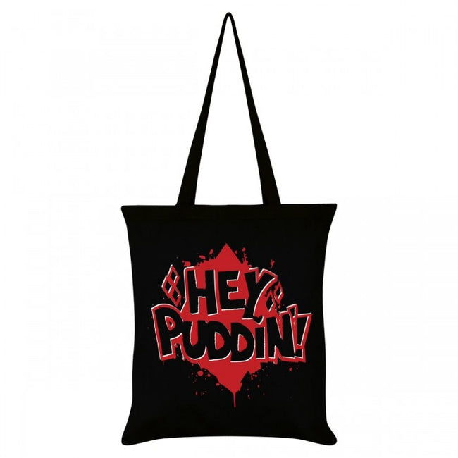 Front - Grindstore Hey Puddin Tote Bag