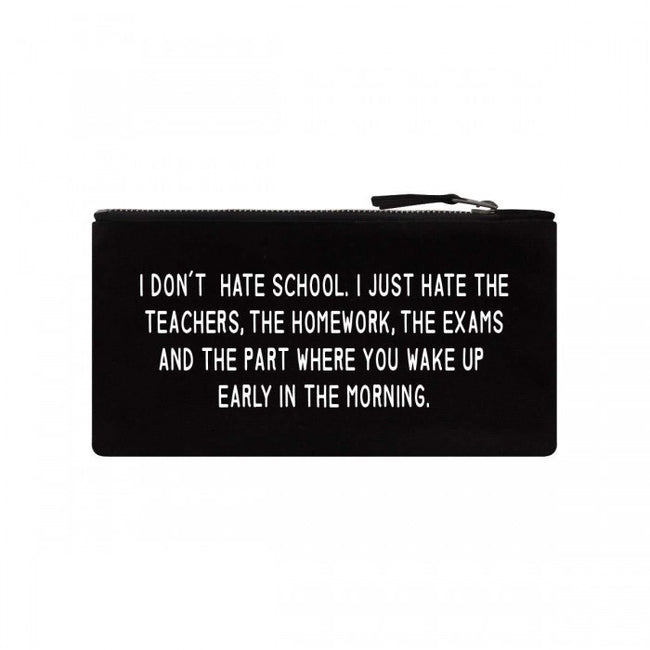 Front - Grindstore I Don`t Hate School Pencil Case