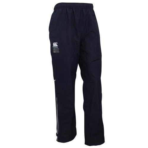 Front - Canterbury Mens Team Water Resistant Track Trousers