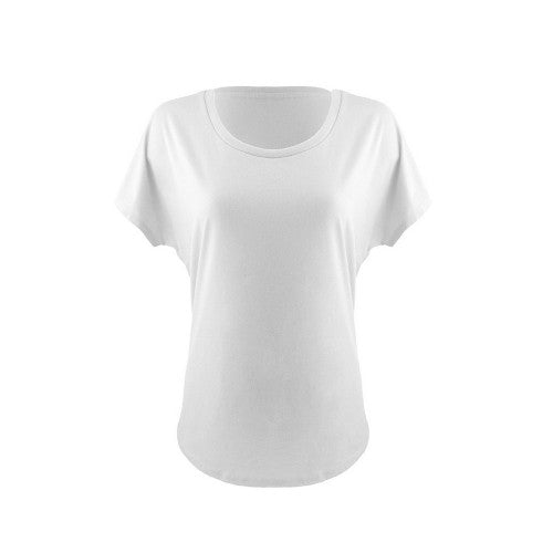 Front - Next Level Womens/Ladies Ideal Dolman T-Shirt