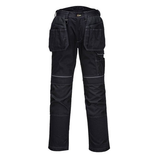 Front - Portwest Mens PW3 Work Holster Pants