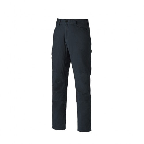 Front - Dickies Adults Unisex Lead-In Flex Pants