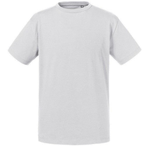 Front - Russell Kids/Childrens Pure Organic T-Shirt