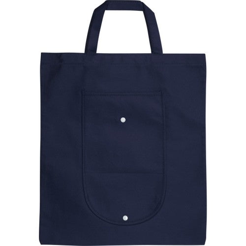 Front - Bullet Maple Foldable Non-Woven Tote
