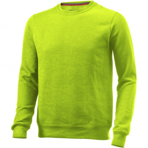 Front - Slazenger Mens Toss Crew Neck Sweater