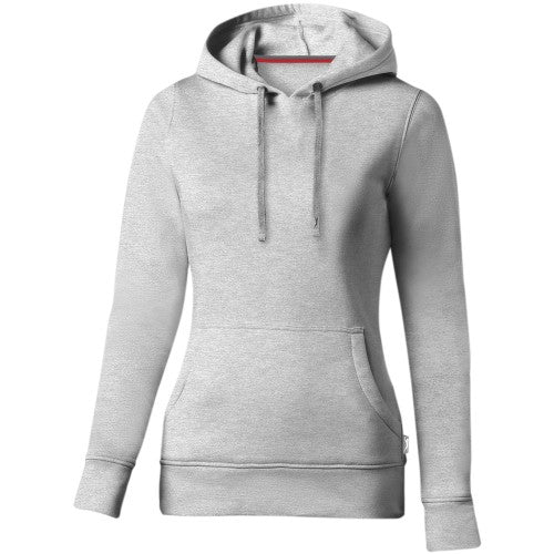Front - Slazenger Womens/Ladies Alley Hooded Sweater