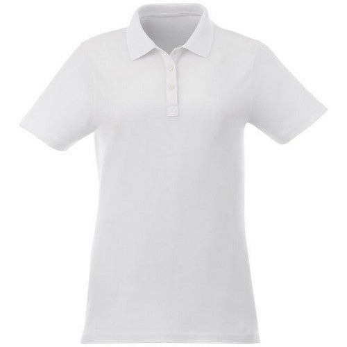 Front - Elevate Liberty Womens/Ladies Private Label Short Sleeve Polo Shirt