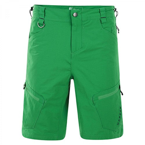 Front - Dare 2B Mens Tuned In Hiking Shorts