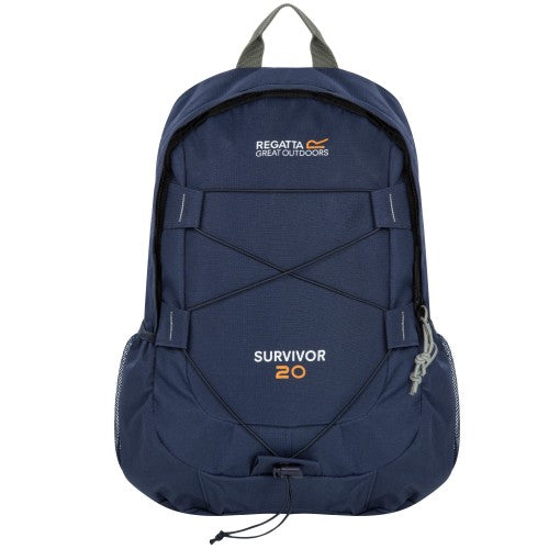 Front - Regatta Great Outdoors Survivor III 20 Liter Rucksack