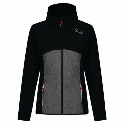 Front - Dare2B Womens/Ladies Demure Softshell Jacket