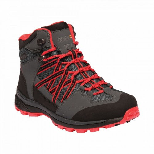 Front - Regatta Womens/Ladies Samaris Mid II Hiking Boots