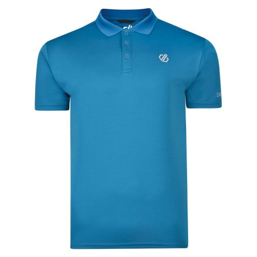 Front - Dare 2B Mens Delineate Polo Shirt