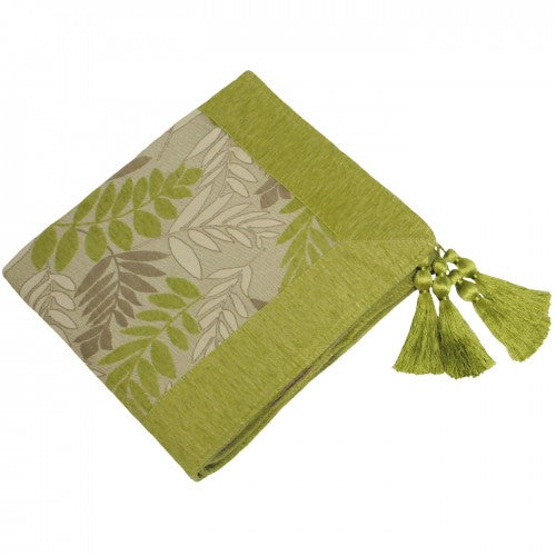 Front - Riva Home Fern Throw