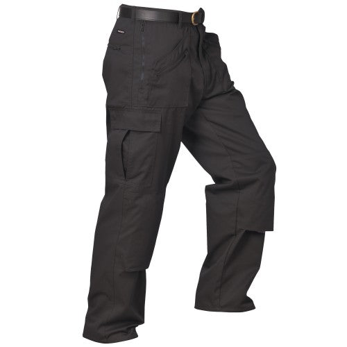 Front - Portwest Mens Action Workwear Trousers (S887) / Pants
