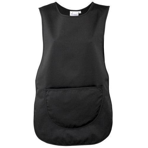 Front - Premier Ladies/Womens Pocket Tabard/Workwear
