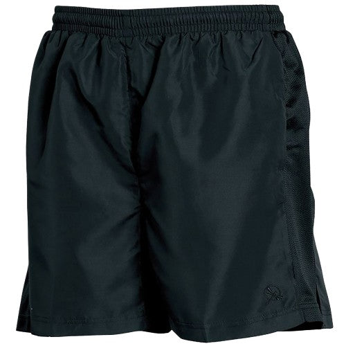 Front - Tombo Teamsport Mens Lined Performance Sports Shorts