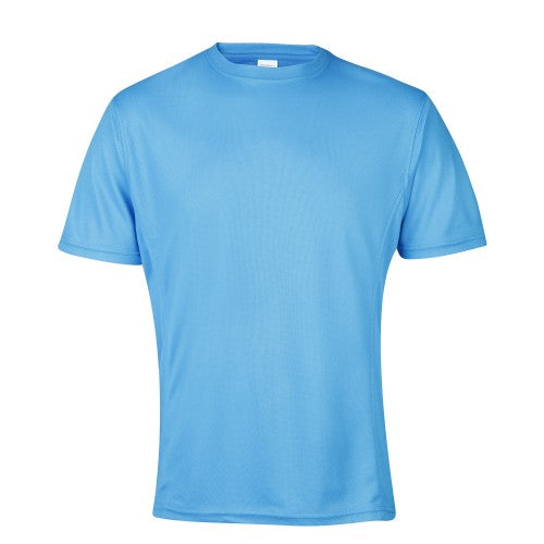 Front - AWDis Cool Mens SuperCool Crew Sports Performance T-Shirt