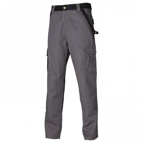 Front - Dickies Mens Industry 300 Two-Tone Work Trousers (Regular And Tall) / Workwear