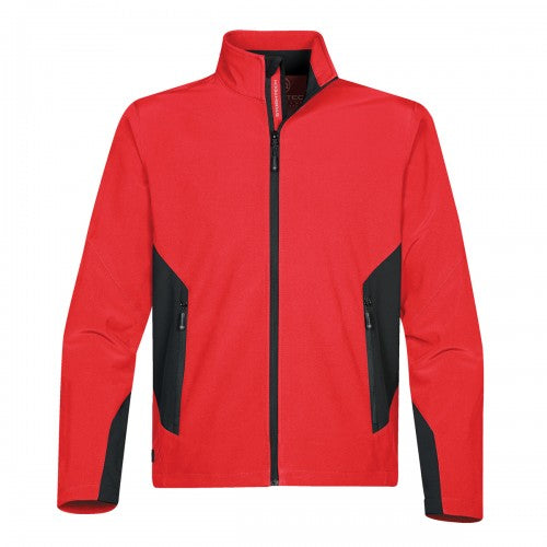 Front - Stormtech Mens Pulse Softshell Jacket