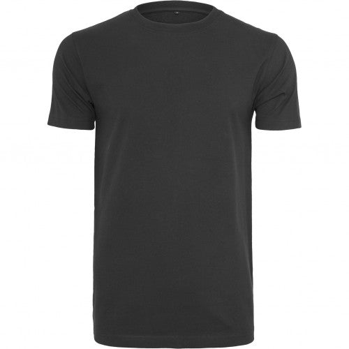 Front - Build Your Brand Mens T-Shirt Round Neck