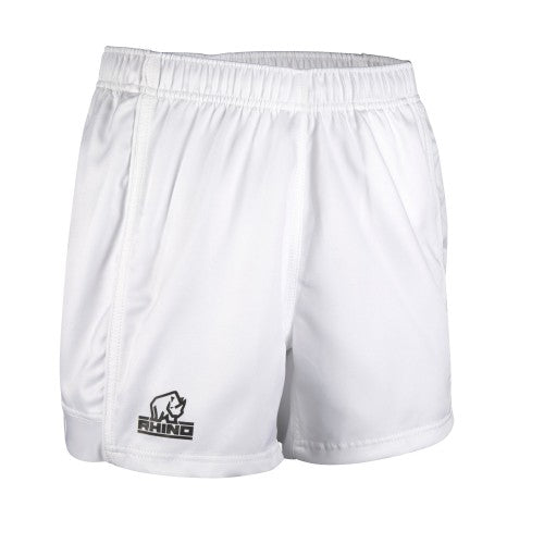 Front - Rhino Childrens/Kids Auckland Rugby Shorts