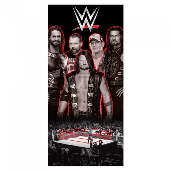 Front - WWE Wrestling Ring Towel