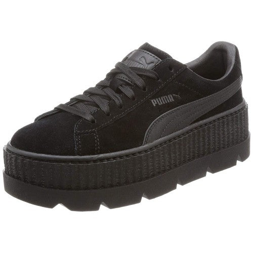 Front - Puma X FENTY By Rihanna Womens/Ladies Cleated Suede Creepers
