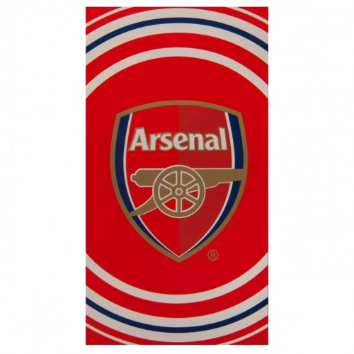 Front - Arsenal FC Pulse Towel