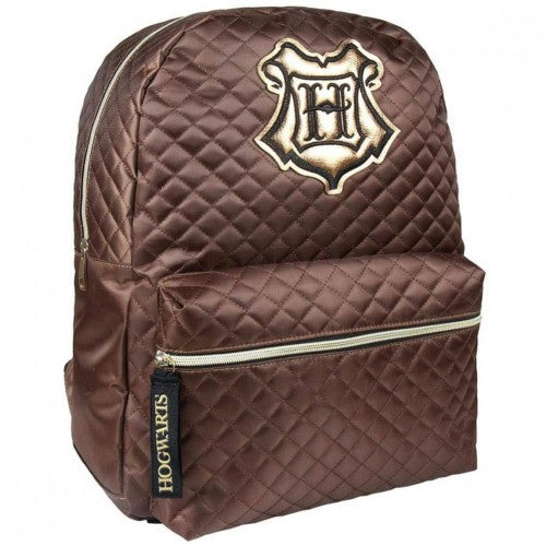 Front - Harry Potter Unisex Hogwarts Casual Backpack