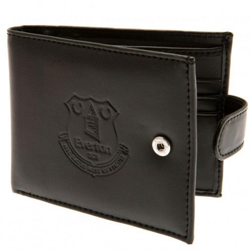 Front - Everton FC RFID Anti Fraud Wallet