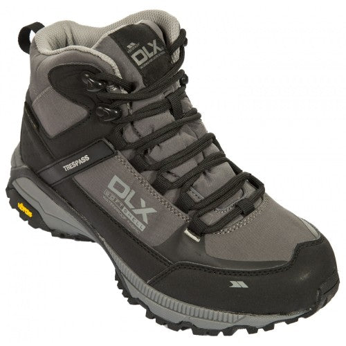 Front - Trespass Womens/Ladies Nomad DLX Walking/Hiking Boots