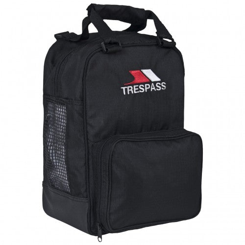 Front - Trespass Luckless Reinforced Golf Shoe Bag