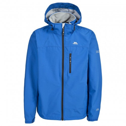 Front - Trespass Mens Stanford Softshell Jacket