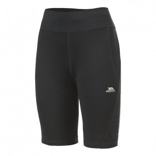 Front - Trespass Womens/Ladies Melodie Active Shorts