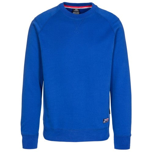 Front - Trespass Mens Thurles Sweater