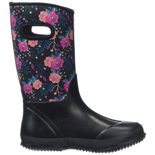 Front - Trespass Womens/Ladies Geraldine Waterproof Rain Boots