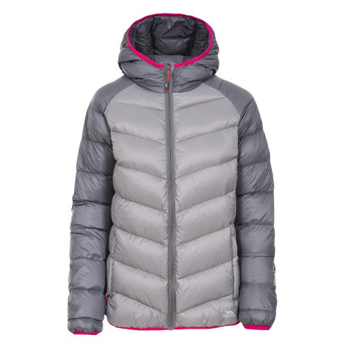 Front - Trespass Womens/Ladies Kirstin Down Jacket