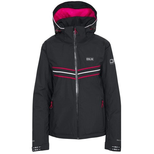 Front - Trespass Womens/Ladies Hildy Waterproof DLX Ski Jacket