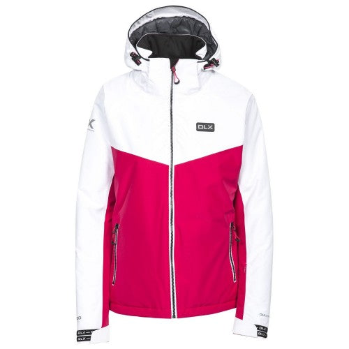 Front - Trespass Womens/Ladies Crista Waterproof DLX Ski Jacket