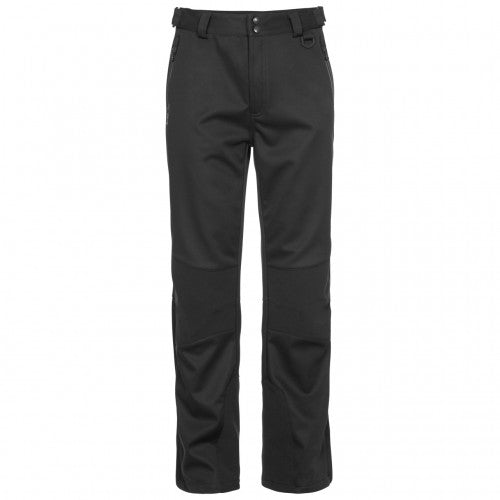 Front - Trespass Mens Holloway Waterproof DLX Pants