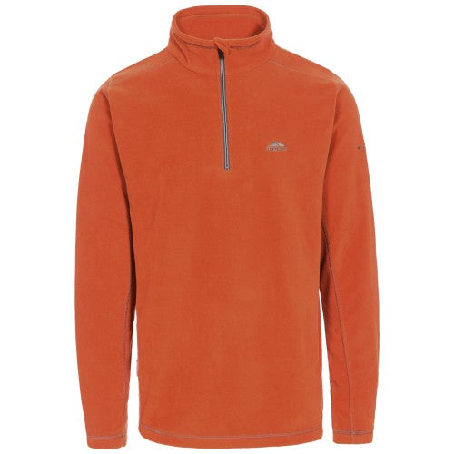 Front - Trespass Mens Maringa Fleece Top