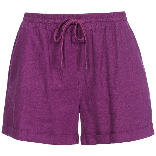 Front - Trespass Womens/Ladies Belotti Shorts
