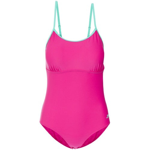 Front - Trespass Womens/Ladies Lotty Swimsuit