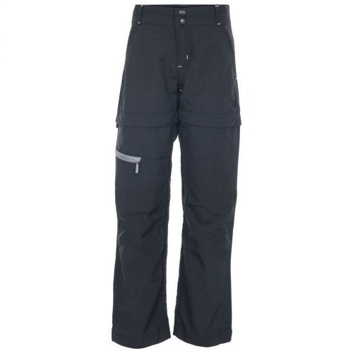 Front - Trespass Childrens/Kids Defender Adventure Trousers