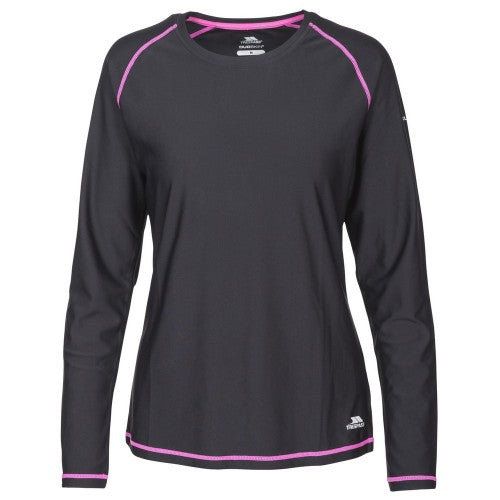 Front - Trespass Womens/Ladies Hasting Long Sleeved Top